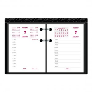 Refill 2020  for Daily Desk Calendar C1S