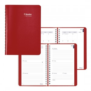 Weekly Academic Planner Classic 2019-2020