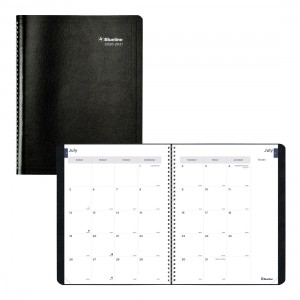 Academic Monthly Planner Classic 2020-2021
