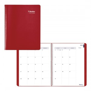 Academic Monthly Planner Classic 2019-2020