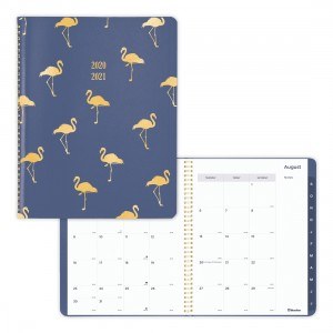 Academic Monthly Planner Funsie 2020-2021