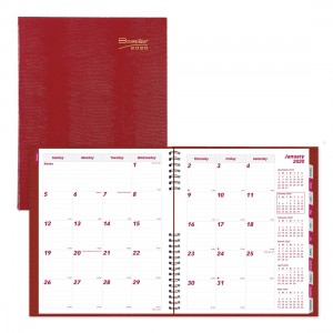 CoilPro Monthly Planner 2020