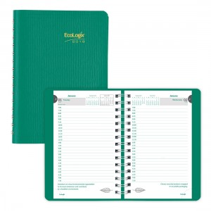 2019 EcoLogix Daily Planner