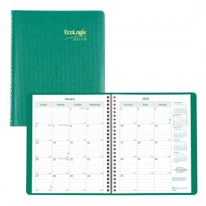 2019 EcoLogix Monthly Planner