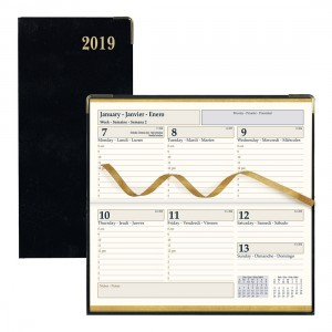 Executive Weekly Pocket Planner 2019