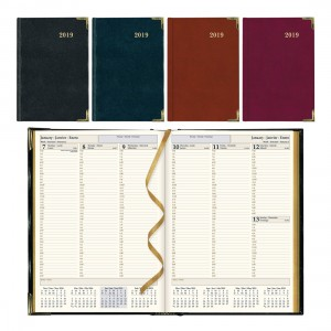 Executive Weekly Planner 2019