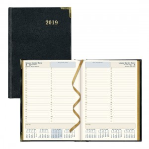 Executive Daily Planner 2019
